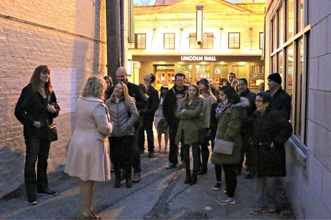 Chicago Hauntings Original Ghost Walk through Old Chicago