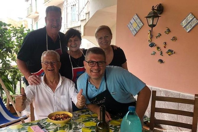 Private Cooking Class in Taormina: Pasta from Scratch and Cannoli photo 9