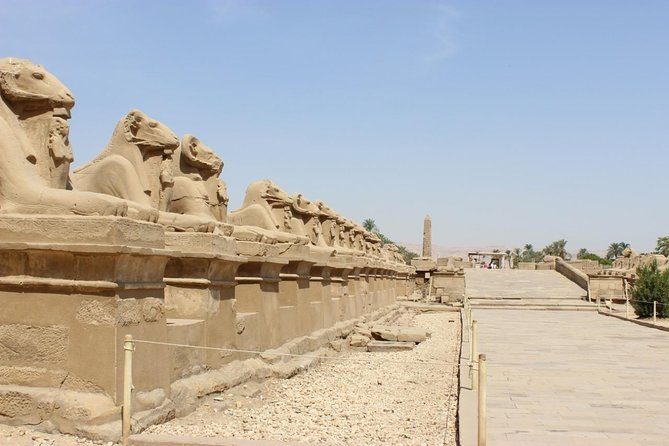"Luxor Excursion ""Valley of the Kings"" from Hurghada"