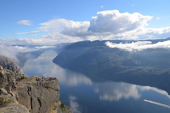 Lysefjord and Pulpit Rock Cruise - Round Tour from Stavanger