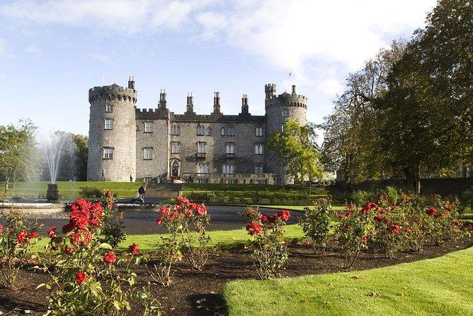 Glendalough, Wicklow Mountains and Kilkenny Day Tour