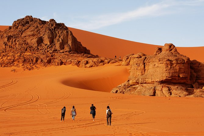 MERZOUGA DESERT TREK - 3 DAYS From Marrakech