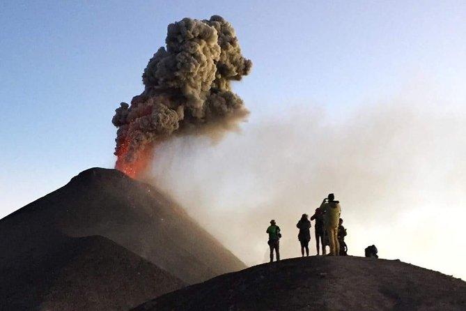 Overnight Adventure !!Hike Acatenango Volcano