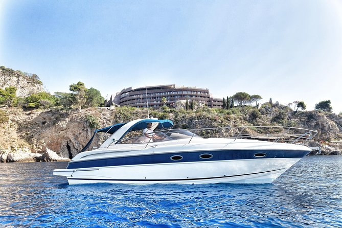 Boat Tour Experience Taormina Giardini Naxos