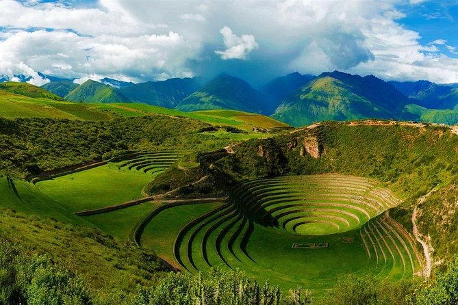 Super Sacred Valley group service