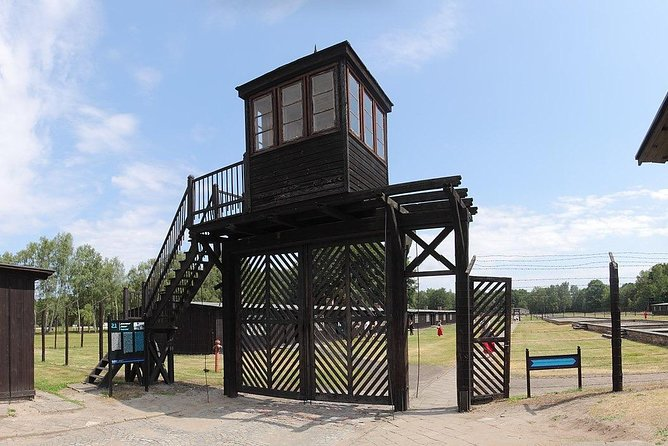 Private sightseeing tour to the Stutthof Concentration Camp 4-Hour