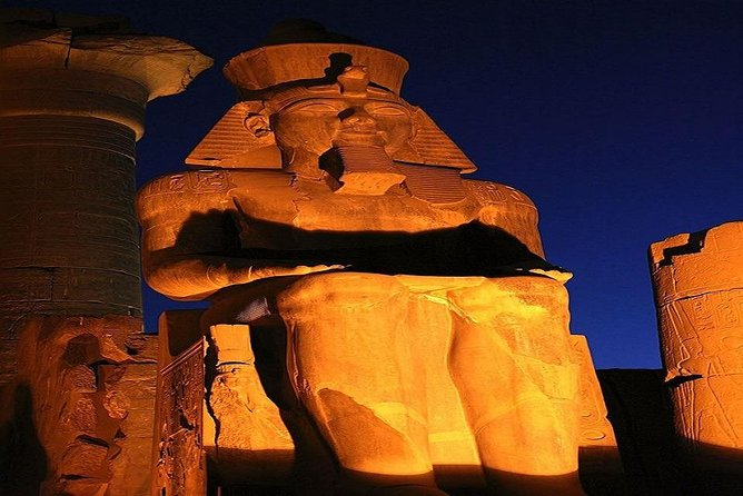 Visit Karnak Temple and Luxor Temple (East Luxor)