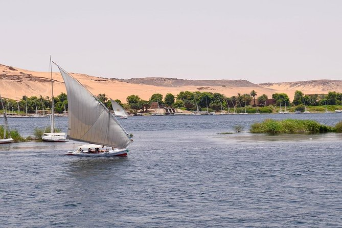 Best Local Tour : banana island&camel island by traditional Egyptian felucca photo 7