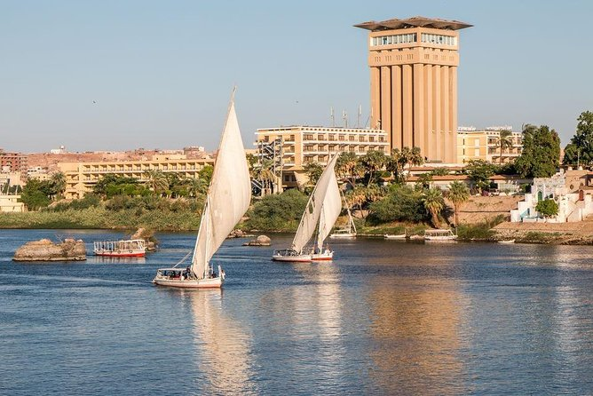 Best Local Tour : banana island&camel island by traditional Egyptian felucca photo 14
