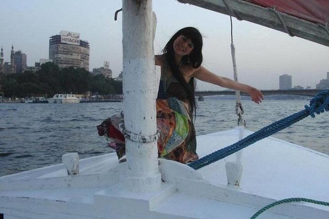 Best Local Tour : banana island&camel island by traditional Egyptian felucca photo 3