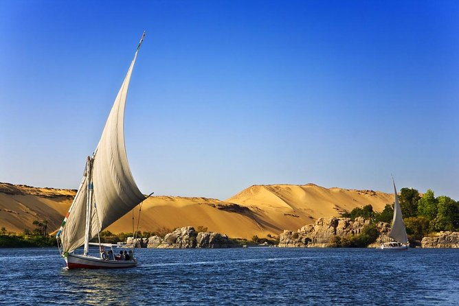 Best Local Tour : banana island&camel island by traditional Egyptian felucca photo 8