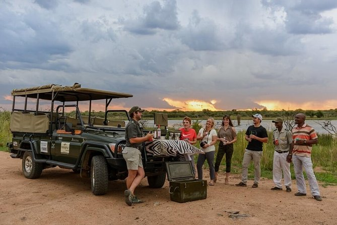Dinokeng Game Reserve. BIG 5 Safari from Johanensburg
