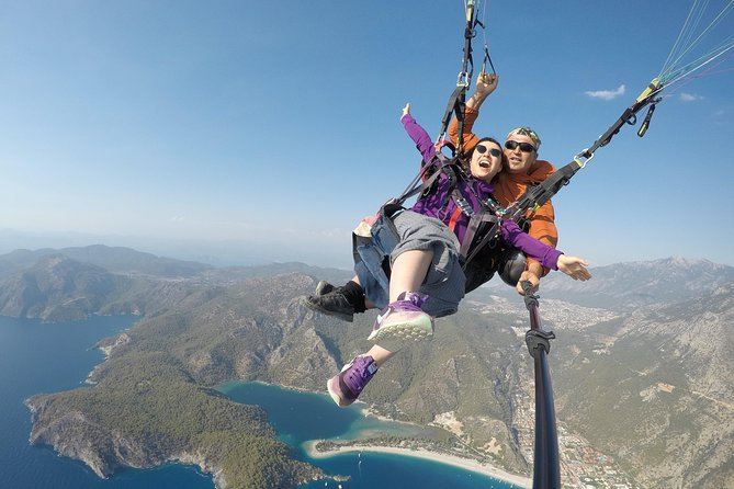 Paragliding Private Experience in Oludeniz with Pickup