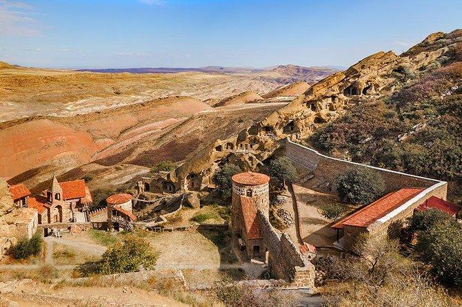 Монастырь Давид Гареджа, David Gareja Monastery
