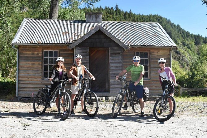Half Day Bike Hire from Arrowtown