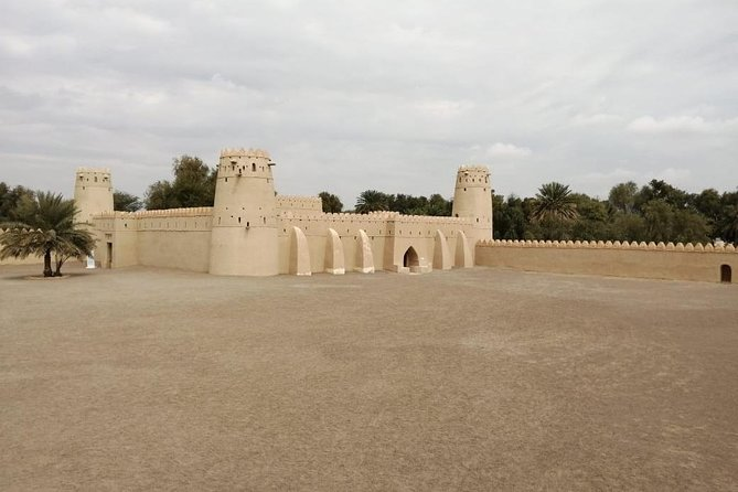 Al Ain city sightseeing day tour from Dubai