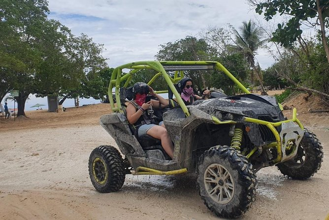 4WD Terracross + Macao Beach and swimming in a river cave photo 7