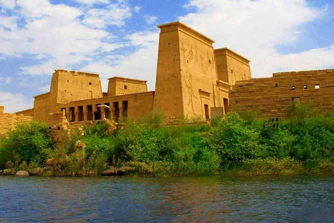 Day trip to Philae temple, High dam, and the Unfinished obelisk