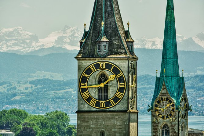 Gift for my mother/father trip to Zurich photo 2
