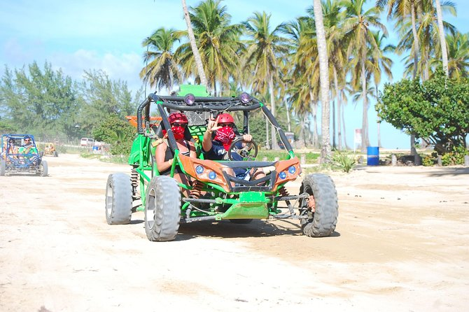 Dune Buggy - Macao Beach - River Cave and a lot of fun