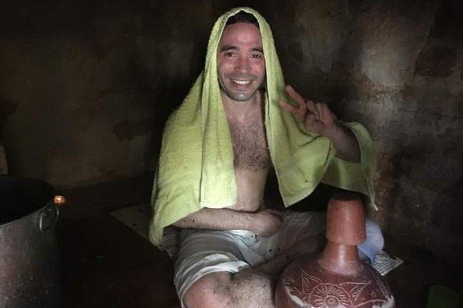 Temazcal And Massage (Prehispanic Spa and Massage) l