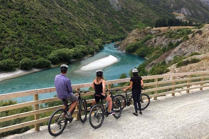 Electric Bike Hire from Arrowtown