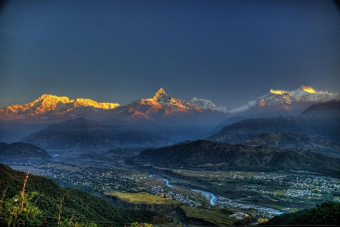 Sightseeing Tour of Pokhara Including Himalayan Sunrise View from Sarangkot