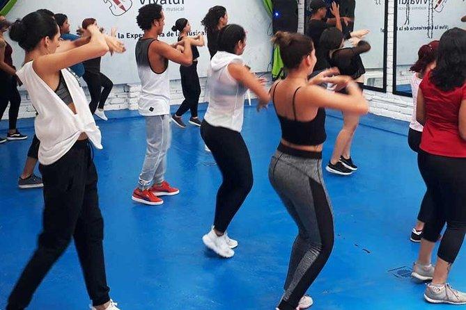 Urban dance classes