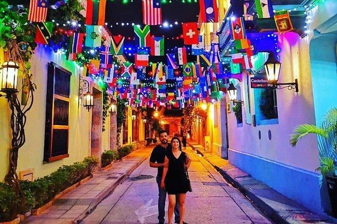 Cartagena Clubs Tour