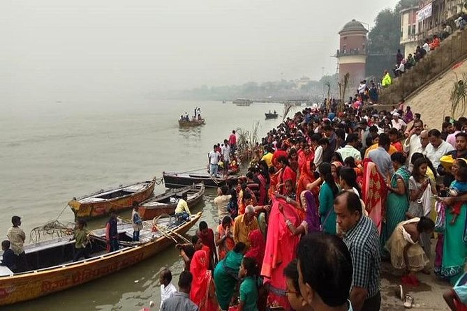 DELHI - AGRA - VARANASI (7 Nights / 8 Days)