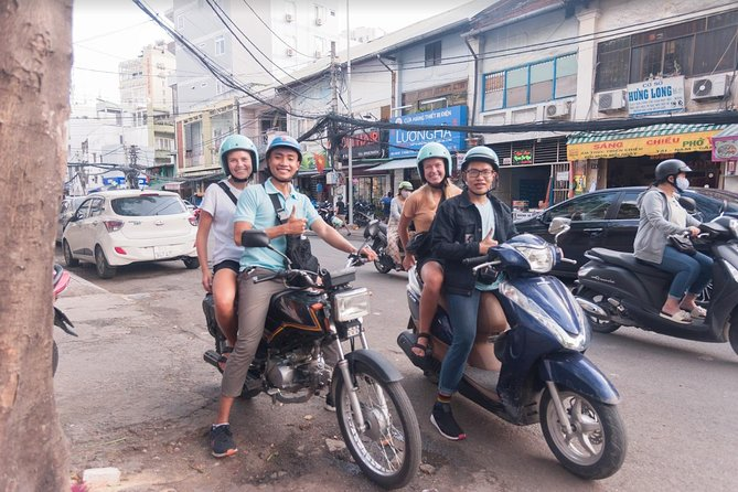 Private Motorbike Tour With Local Student - Must Do