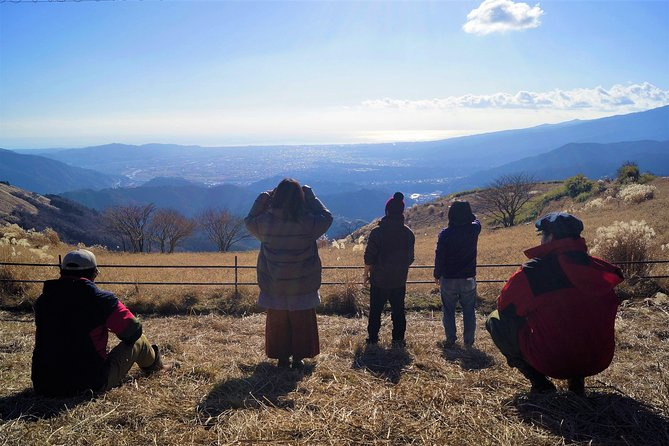 Ono Mountain Climbing-A tour of mountain villages, ranches and forests-