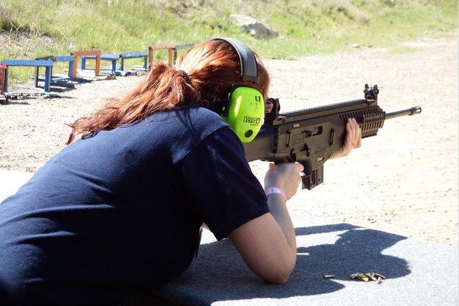 Private Shooting Range Tour In Kyiv
