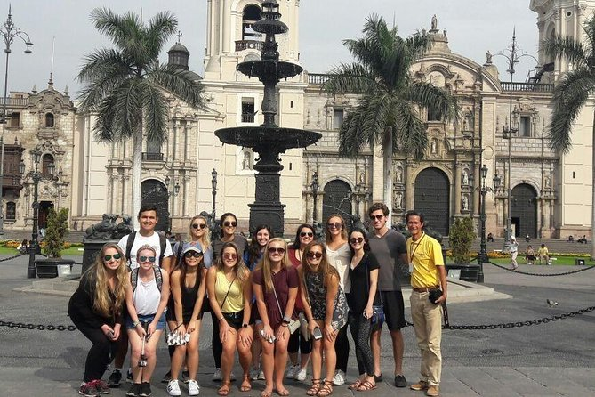 Tour of Lima, known as the City of Los Reyes.
