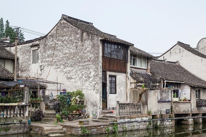 Water Town of Fengjing and Private Bounded Feet Museum photo 3