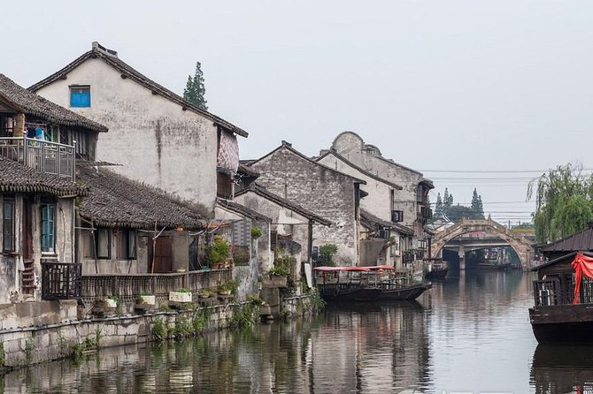 Water Town of Fengjing and Private Bounded Feet Museum photo 7