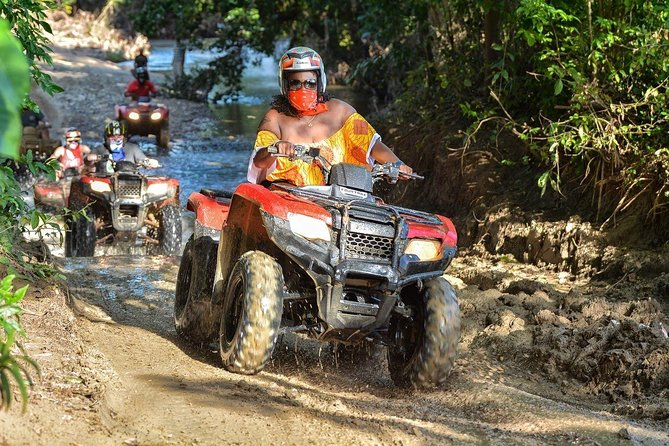 ATV Tour + Macao Beach and River Cave