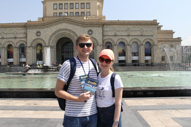Yerevan Card Including Free 40+ Museums, 5+ Tours & Discounts