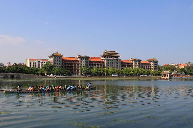 Visit Gulangyu Island and Jimei Study Village in Xiamen