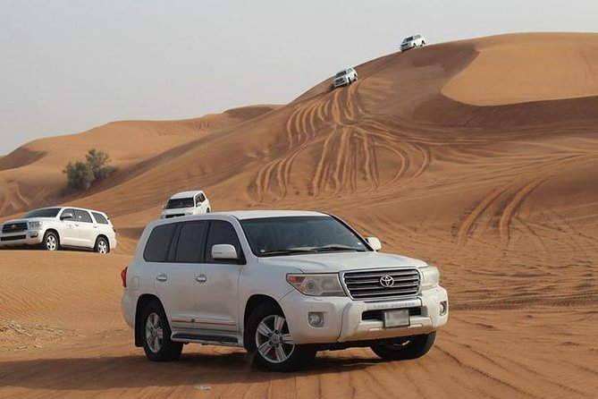 Evening Desert Safari Dubai with Live Shows