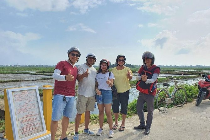 EXPLORE THE DIFFERENT HOIAN - Motorbike Experience