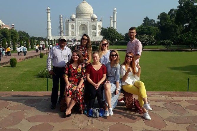 Same day Tajmahal and Red fort tour from Delhi Airport