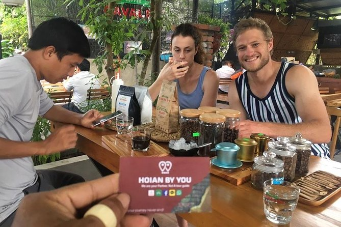 """THE """"CAFÉ'S"""" EXPERIENCE – VietNamese Coffee Making Course"""