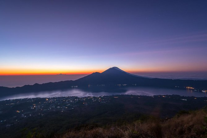 Mount Batur Sunrise Trekking and Telaga Waja Rafting