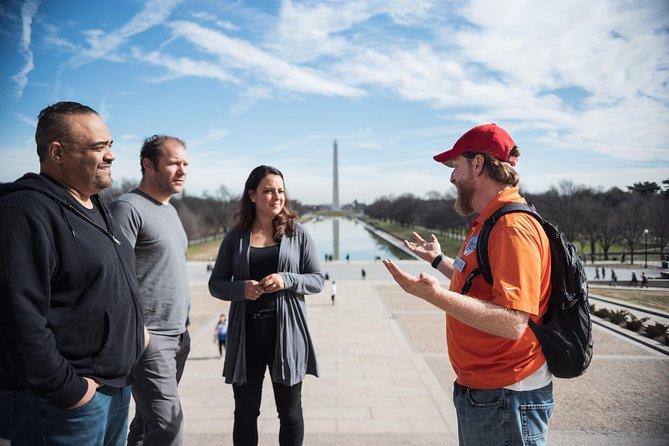 National Mall & Memorials Walking Tour