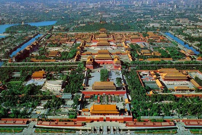 Beijing Private Tour: Lama Temple, Hutong + View Forbidden City from Scenic Hill photo 1