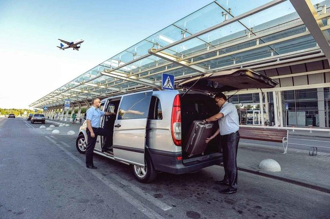 transfer from Tbilisi International Airport
