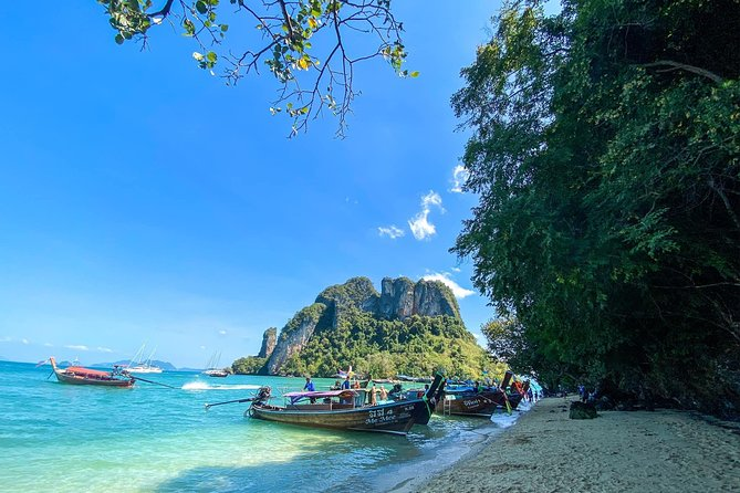 Poda Islands + Hong Islands Plus 9 attractions ond day priavate longtail boat photo 15