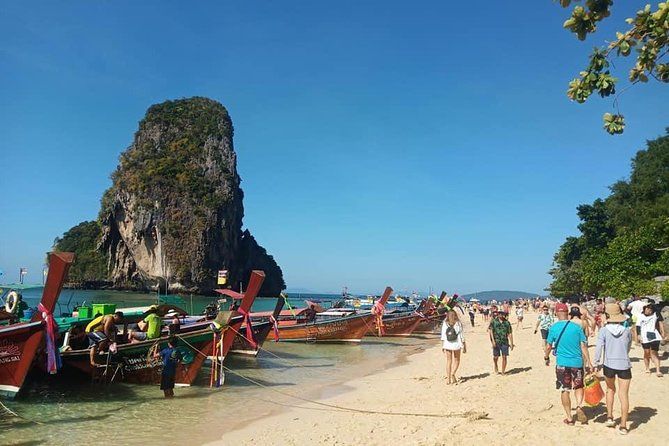 Poda Islands + Hong Islands Plus 9 attractions ond day priavate longtail boat photo 11