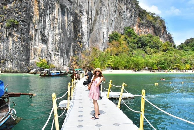 Poda Islands + Hong Islands Plus 9 attractions ond day priavate longtail boat photo 12
